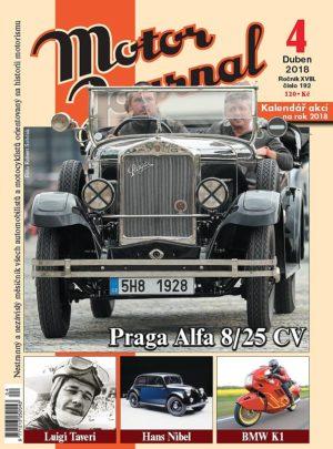 Motor Journal 2018/4