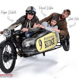 Expozice Motor Journalu a Brno Revivalu na veletrhu Motosalon 2018