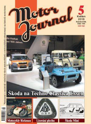 Motor Journal 2018/5