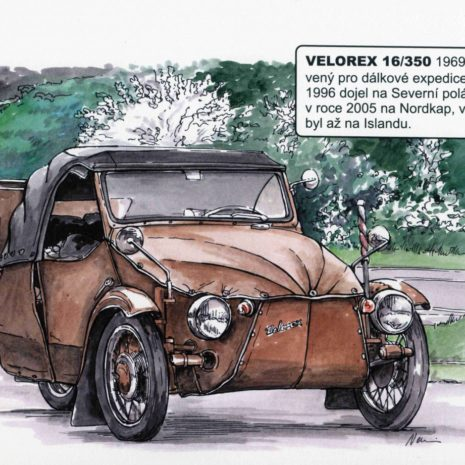 Omalovanky velorex 009