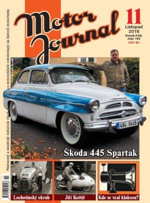 Motor Journal 2018/11