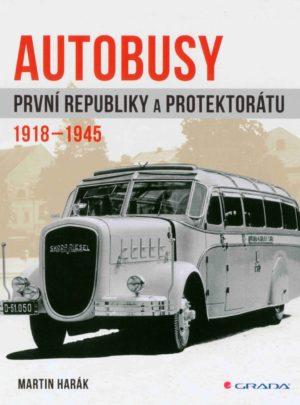 Autobusy první republiky a protektorátu 1918–1945