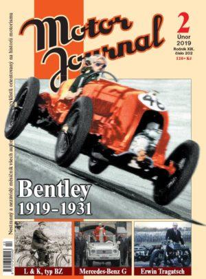 Motor Journal 2019/2