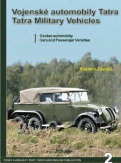 Vojenské automobily Tatra – osobní automobily (2. díl)