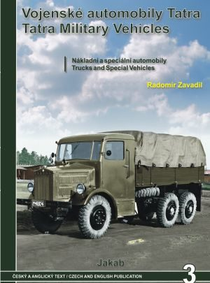 Vojenské automobily Tatra – nákladní speciální automobily (3. díl)