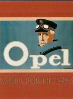 Opel – räder für die welt