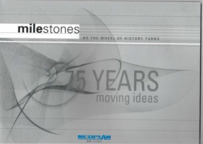 75 years moving ideas