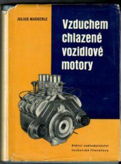 Vzduchem chlazené vozidlové motory