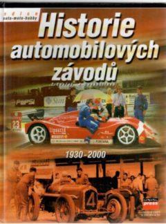 Historie automobilových závodů 1930 – 2000
