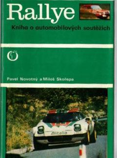 Rallye: Kniha o automobilových soutěžích
