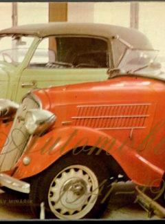 Automobily 1941 – 1965