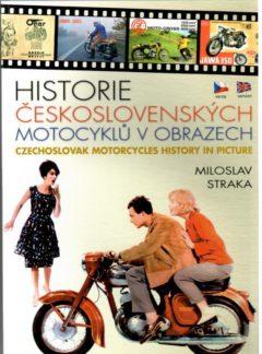 Historie československých motocyklů v obrazech