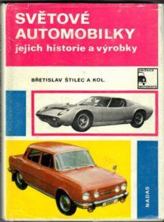 Světové automobilky jejich historie a výrobky