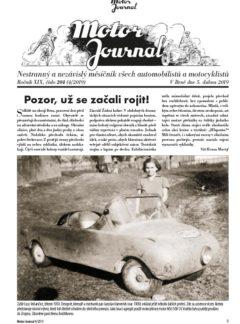 Motor Journal 2019/4