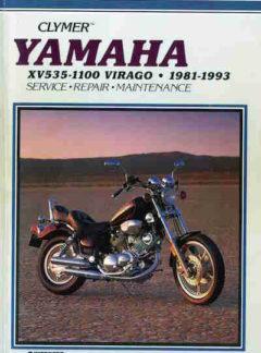 Yamaha XV535 – 1100 Virago