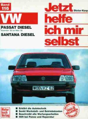 VW Passat Diesel, Santana Diesel
