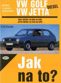 VW Golf Diesel, VW Jetta Diesel: Jak na to?