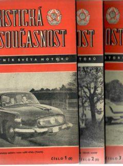 Motoristická současnost 1956