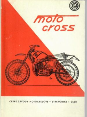 ČZ Motocross 250 cm³ a 400 cm³