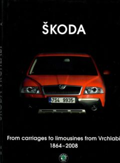 Skoda – From carriages to limousines from Vrchlabi