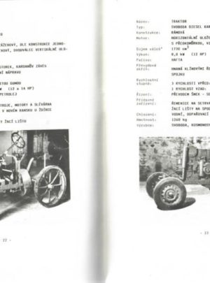 Motory v zemědělské praxi