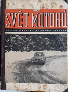 Svět Motorů 1957