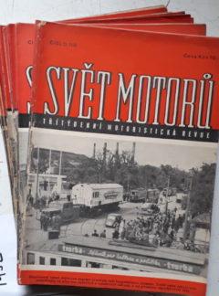 Svět motorů 1952