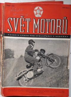 Svět motorů 1954