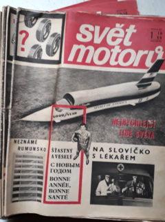Svět motorů 1966