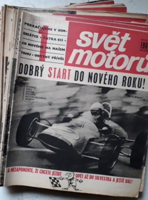 Svět motorů 1967