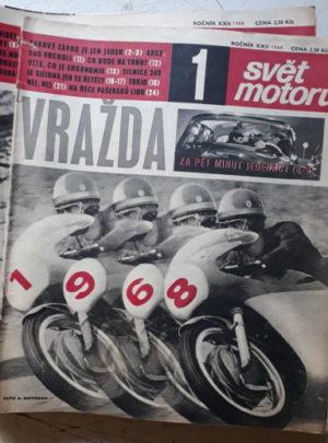 Svět motorů 1968
