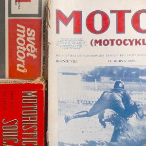 Antikvariát časopisy