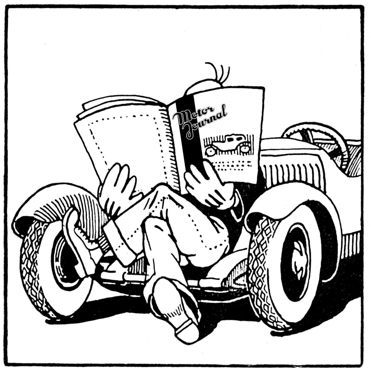 Předplatné časopisu Motor Journal