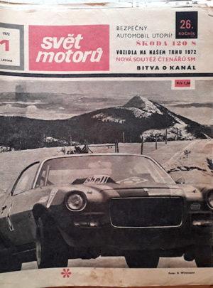Svět motorů 1972