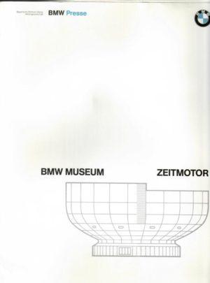 BMW Museum: Zeitmotor