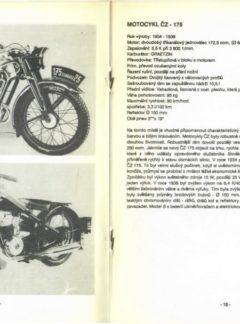 """Motocykly ČZ kategorie vintage """"B"""" 1930-40 vyrobené v ČZ Strakonice"""