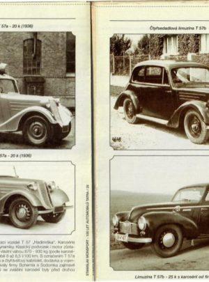 100 let automobilů Tatra