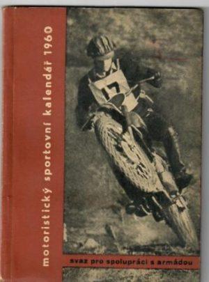 Motoristický sportovní kalendář 1960