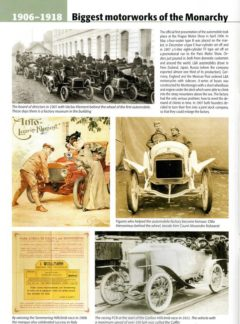 Škoda Auto – 100 years Automotive History
