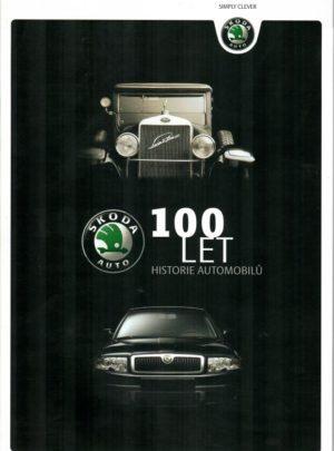 Škoda Auto – 100 let historie automobilů