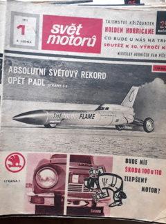 Svět motorů 1971 č. 1