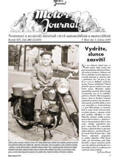 Motor Journal 2019/5
