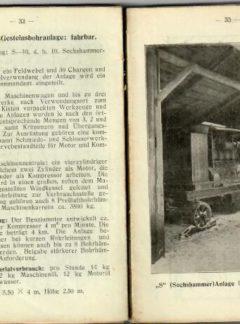 Technischer Unterricht für das k.u.k. Gesteinsbohr- Lehr- und Ersatz-Bataillon