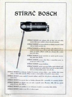 Stírač Bosch