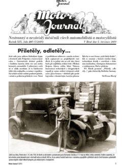 Motor Journal 2019/7