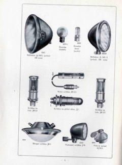 Boschovo světlo a spouštěč