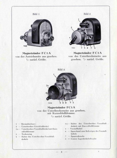 A0261_Bosch magneto FC 1 A 004