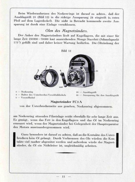 A0261_Bosch magneto FC 1 A 011