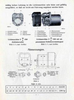 Bosch Licht für Motorräder
