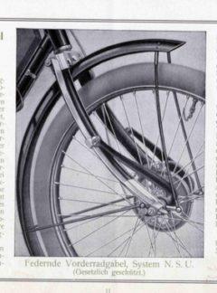 Neckarsulmer Motorräder modelle 1905